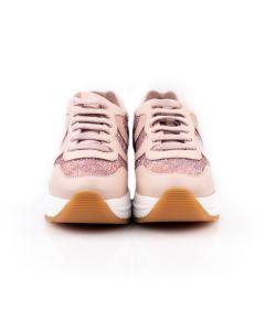 VOILE BLANCHE Sneakers Donna Cipria