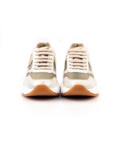 VOILE BLANCHE Sneakers Donna Platino