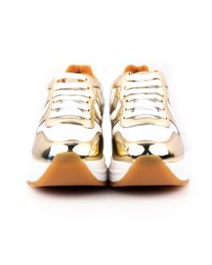 VOILE BLANCHE Sneakers Donna ORO