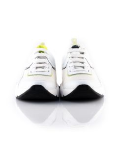 VOILE BLANCHE Sneakers Donna BIANCO