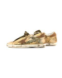 GOLDEN GOOSE Sneakers Donna ORO