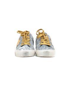 GOLDEN GOOSE Sneakers Donna ARGENTO