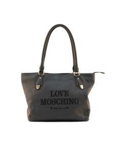 LOVE MOSCHINO Borsa Donna GRIGIO