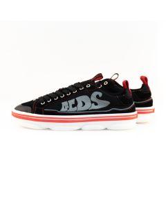GCDS Sneakers Uomo NERO
