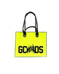 GCDS Borsa Donna GIALLO