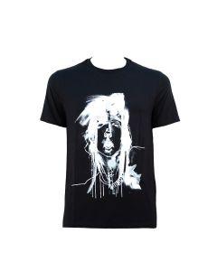 NEIL BARRETT  T-shirt Uomo NERO