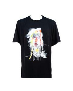 NEIL BARRETT  T-shirt Uomo Multicolore