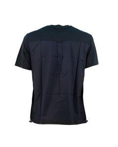 BLACK BARRETT BY NEIL BARRETT T-shirt Uomo NERO