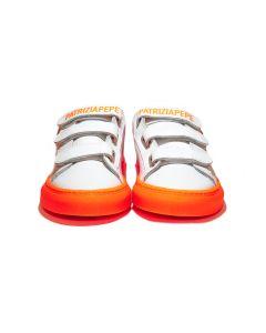 PATRIZIA PEPE Sneakers Donna ARANCIO