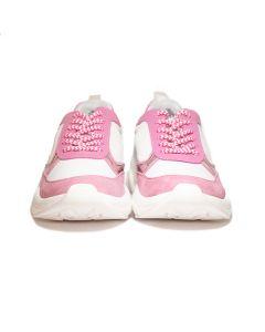 PATRIZIA PEPE Sneakers Donna BIANCO