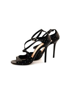 TWIN-SET Sandalo Donna NERO