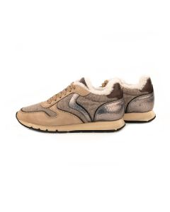 VOILE BLANCHE Sneakers Donna BEIGE