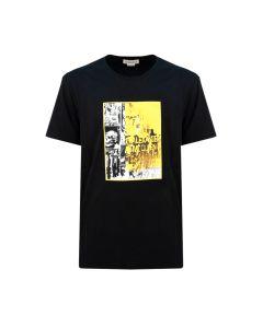 ALEXANDER MC QUEEN  - NUOVA COLLEZIONE A/I 2021-2022 -  T-shirt Uomo Multicolore