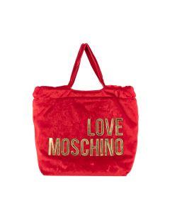 LOVE MOSCHINO Borsa Donna ROSSO