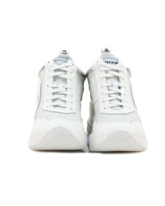 RUCOLINE Sneakers Donna BIANCO