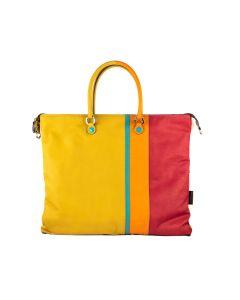 GABS Borsa Donna Multicolore