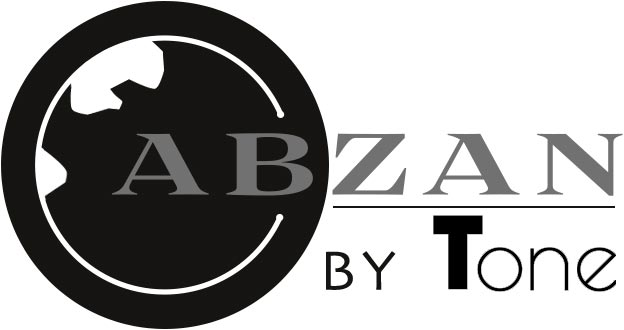 Logo Abzan by T One